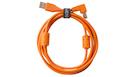 UDG Ultimate Audio Cable USB 2.0 A-B Orange Angled (U95005OR)