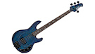 STERLING BY MUSIC MAN StingRay Ray34PB Neptune Blue Satin