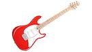 STERLING BY MUSIC MAN CT30 Cutlass SSS Fiesta Red