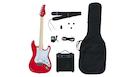 KRAMER Focus Electric Guitar Player Pack Red