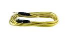 ROCKBAG RCL 30256 D6 Cavo strumento Jack dritto/angolato 6m Gold