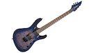 JACKSON Pro Series Signature Chris Broderick Soloist HT6P LRL Transparent Blue