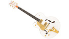 GRETSCH G6136TG PE Falcon with Bigsby GH EB White (left-handed)