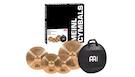 MEINL HCSB141620 HCS Bronze Complete Cymbal Set with Bag