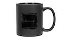MARSHALL Satin Black Mug