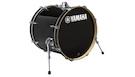"YAMAHA SBB2217RBL Stage Custom Birc Kik Drum 22""x17"" Raven Black"