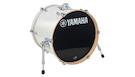 "YAMAHA SBB1815PWH Stage Custom Birc Kik Drum 18""x15"" Pure White"