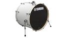 "YAMAHA SBB2217PWH Stage Custom Birc Kik Drum 22""x17"" Pure White"