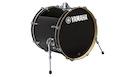 "YAMAHA SBB1815RBL Stage Custom Birc Kik Drum 18""x15"" Raven Black"