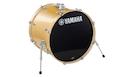 "YAMAHA SBB2217NV Stage Custom Birc Kik Drum 22""x17"" Natural Wood"