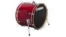 "YAMAHA SBB1815CR Stage Custom Birc Kik Drum 18""x15""  Cranberry Red"