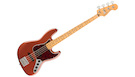 FENDER Player Plus Jazz Bass MN Aged Candy Apple Red