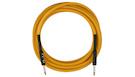 FENDER Professional Glow in the Dark Cable Orange 18.6'