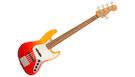 FENDER Player Plus Jazz Bass V PF Tequila Sunrise