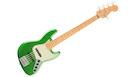 FENDER Player Plus Jazz Bass V MN Cosmic Jade