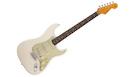 FENDER Custom Shop '63 Stratocaster Journeyman Relic RW Aged Olympic White