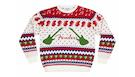 FENDER Holiday Sweater Multi-Color Large