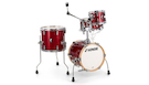 SONOR AQX Micro Set Red Moon Sparkle