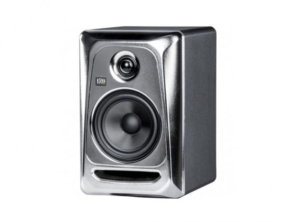 KRK RP5 RoKit G3 ES Chrome/Black - Limited Edition