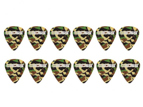 BOSS BPK-12-CM Camo Medium (12 pcs)