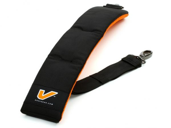 GRUV GEAR Shoulder Strap for GigBlade 2 - Black