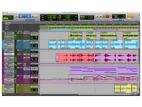 AVID Eleven Rack + ProTools 1 Year Subscription