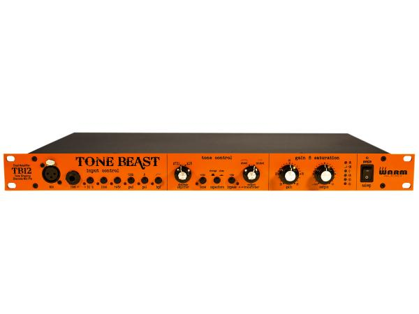 warm audio tb12 tone beast strumenti musicali net. Black Bedroom Furniture Sets. Home Design Ideas