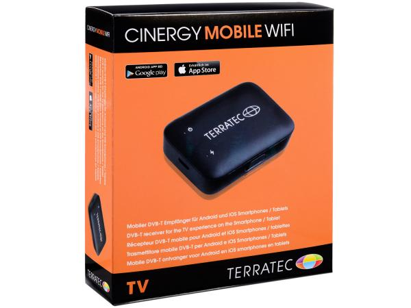 TERRATEC Cinergy Mobile WI-FI