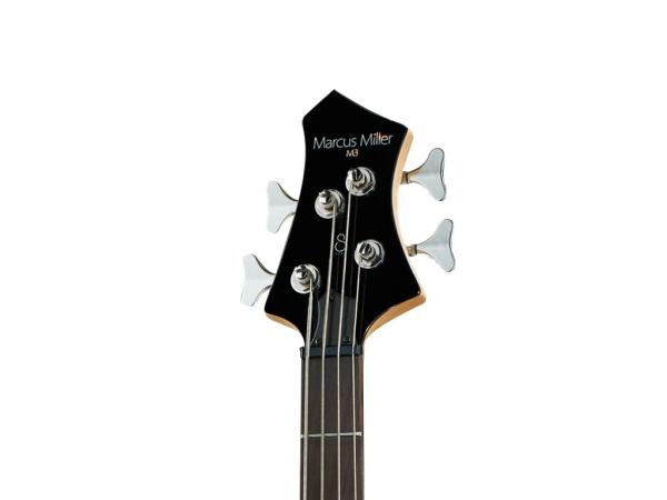 MARCUS MILLER M3 TBK Transparent Black