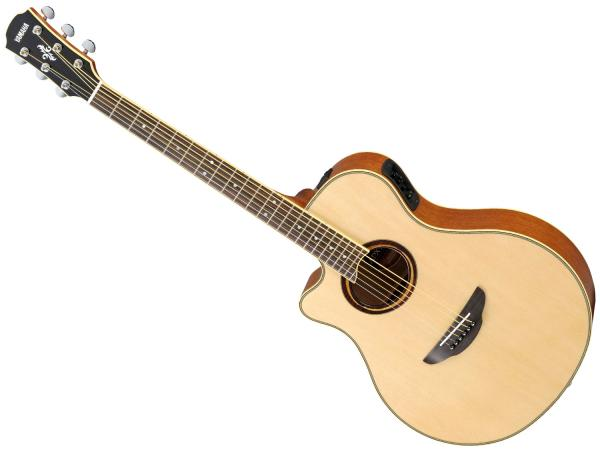 YAMAHA APX700L II Naturale (Left handed)