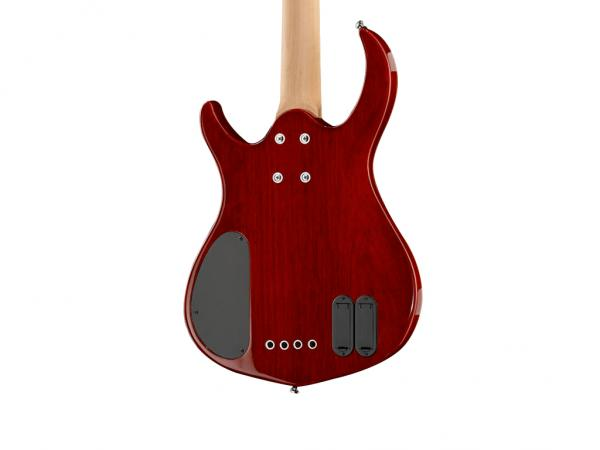 MARCUS MILLER M3 STR See Through Red