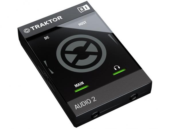 NATIVE INSTRUMENTS Traktor Audio 2 DJ Mk2