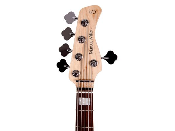 MARCUS MILLER V7 Alder 5 AWH Antique White