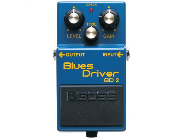 BOSS BD-2 Blues Driver Overdrive