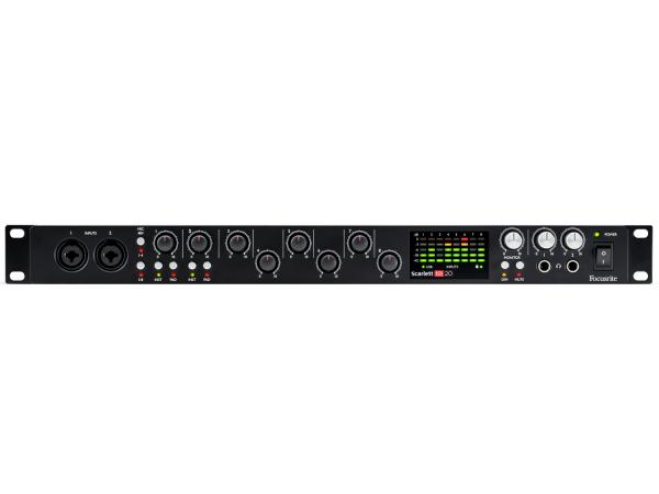 FOCUSRITE Scarlett 18i20 (2nd Generation)
