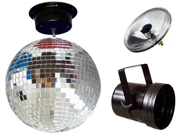 AMERICAN DJ MBS300 Mirrorball Set