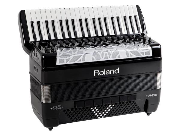 Roland fr 8x black strumenti musicali .net