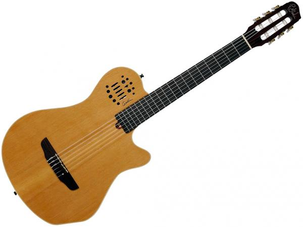 GODIN MultiAc Grand Concert SA Natural HG