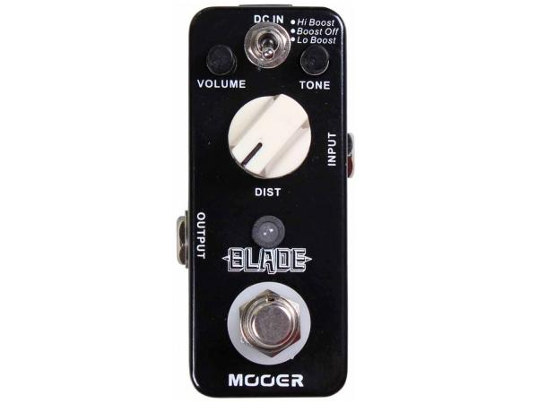 MOOER Blade - Metal Distortion
