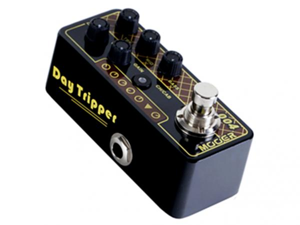 MOOER 004 Day Tripper - Based on Vox AC30