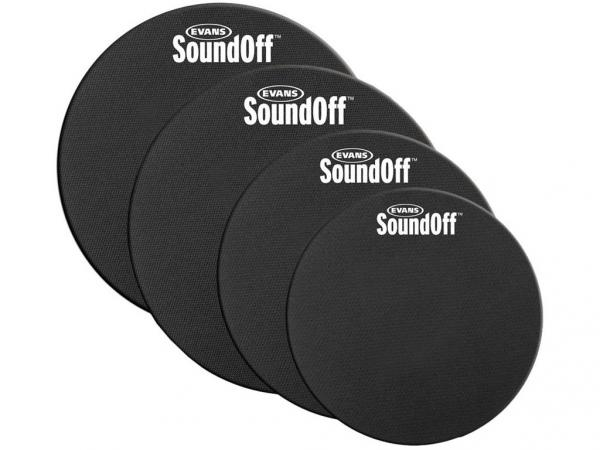 EVANS SO 2346 SoundOff Standard Kit