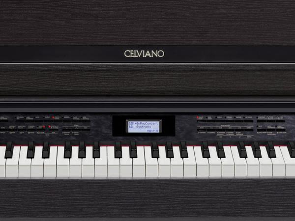 CASIO AP650 Celviano Black