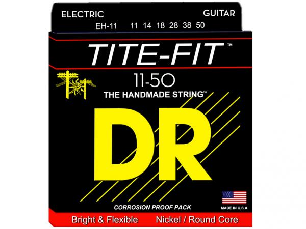 DR STRINGS EH-11 Tite-fit Extra Haevy