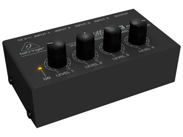 BEHRINGER MX400 MicroMix