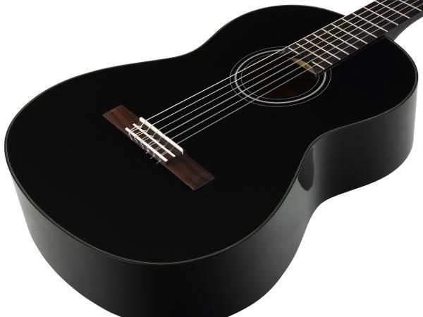yamaha c40 bl nera strumenti musicali net. Black Bedroom Furniture Sets. Home Design Ideas