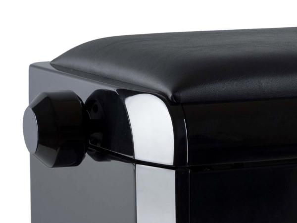 DEXIBELL Bench Polished Black