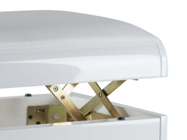 DEXIBELL Bench Polished White B-Stock