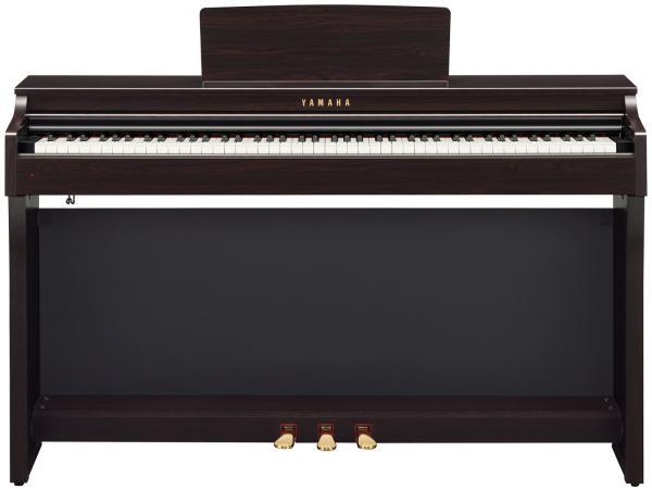 Yamaha clavinova clp rw rosewood strumenti musicali