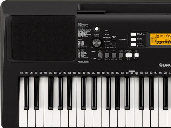 yamaha psr e363 strumenti musicali net. Black Bedroom Furniture Sets. Home Design Ideas