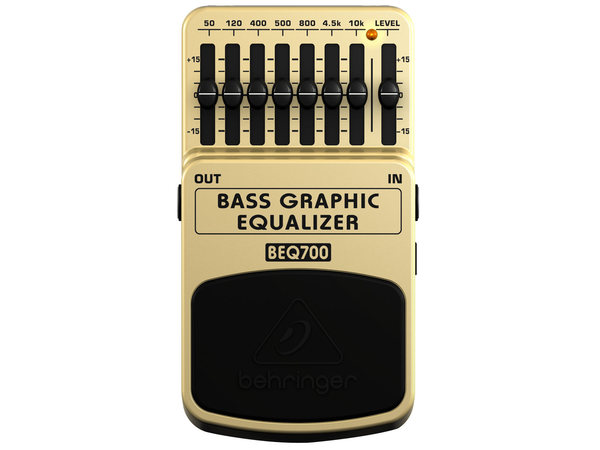 BEHRINGER BEQ700 Bass Graphic Equalizer